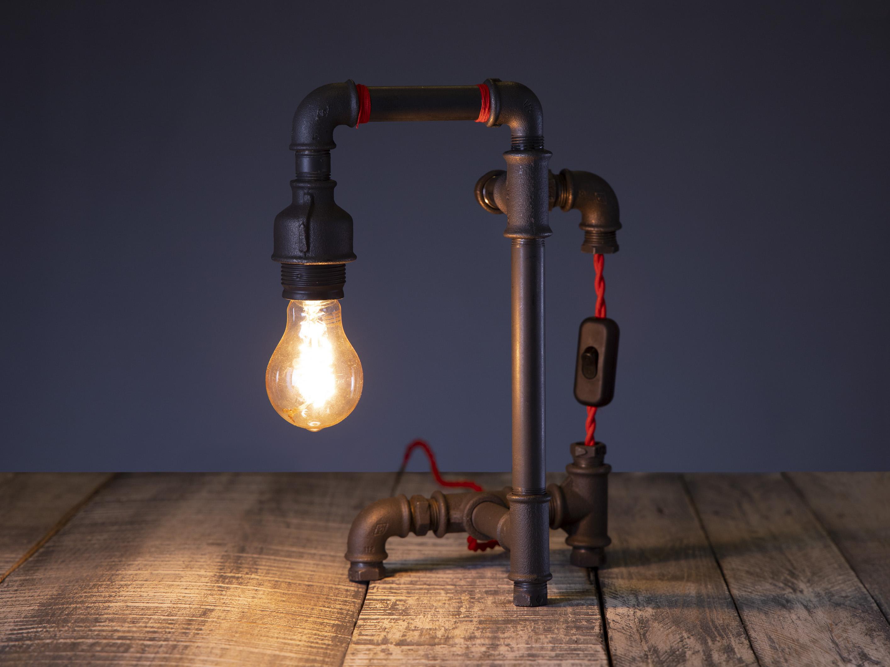 Copenhagen - Lampa de birou steampunk