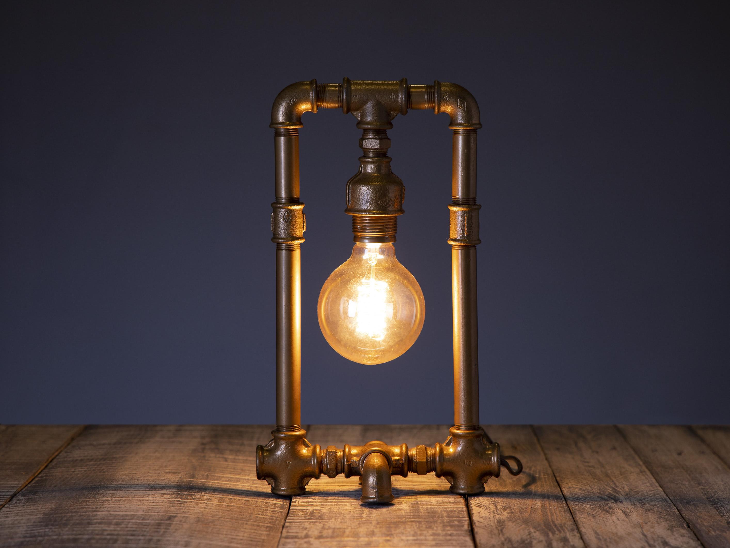 Staten - Pipe Lamp